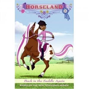 Horseland Hlavne Button Molly A Calypso Molly A Calypso